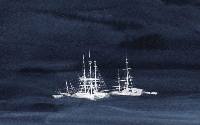 Kauan reveals cover art for Ice Fleet
