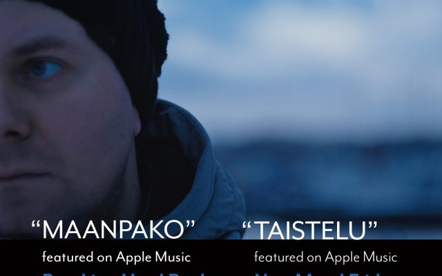 KAUAN lands on four Apple Music playlists!