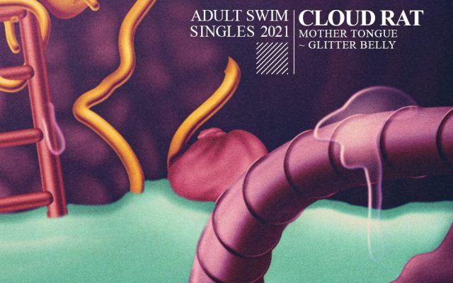 Cloud Rat releases single with Adult Swim!