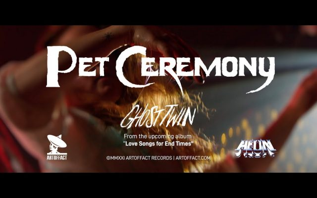 Ghost Twin drops Pet Ceremony single and video!