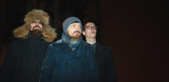 Artoffact signs Russian post-punk trio Черная речка (Black River)
